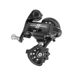 Campagnolo Athena Black Bicycle Rear Derailleur - 11 Speed