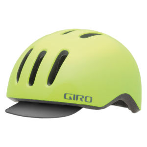 Giro Reverb Cycling Helmet Hi Vis Yellow