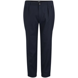 A.P.C. Women's Amanda Trousers - Dark Navy