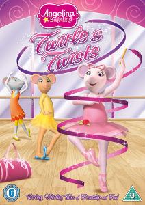 Angelina Ballerina: Twirls and Twists