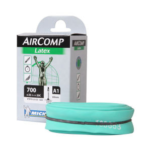 Michelin A1 Aircomp Latex Road Inner Tube - 5 Pack