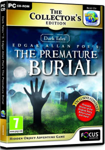 Dark Tales 3: Edgar Allan Poe's The Premature Burial: Collector's Edition