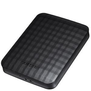 Samsung M3 1TB USB 3.0 Slimline Portable Hard Drive - Black