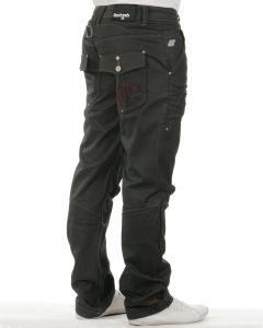Boxfresh Mens Waldflute 4X1 Jeans Black