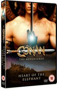 Conan Heart of the Elephant