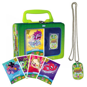 Moshi Monsters Trading Card Tin