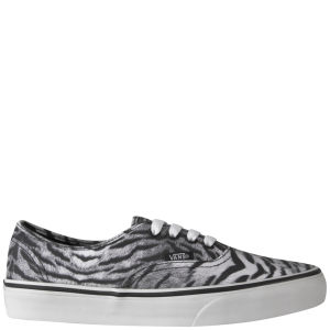 Vans Authentic Tiger Trainers - Black/True White