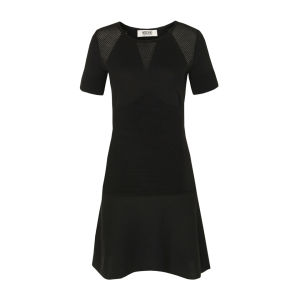 Moschino Cheap and Chic Women's J0482 Flippy Dress - Black