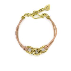 Made Women's Ithiururi Ithatu Friendship Bracelet - Natural