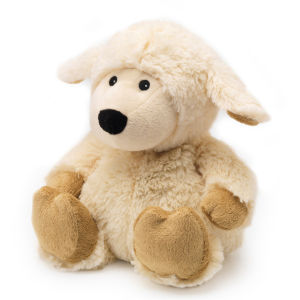 Cosy Plush Heatable Sheep