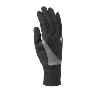 Nike Men's Shield Running Gloves - Black