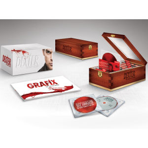Dexter: The Complete Box Set - Limited Edition Zavvi Exclusive