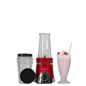 Gourmet Gadgetry Retro Diner 3-in-1 Milkshake, Smoothie and Cocktail Maker