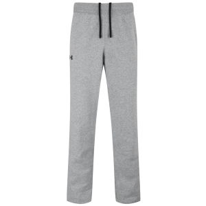Under Armour Men's Uncuffed Storm Pants - Grey Heather/Black