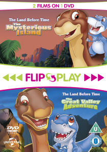 The Land Before Time: The Great Valley Adventure / The Mysterious Island