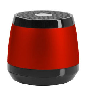 HMDX JAM Bluetooth Speaker - Red