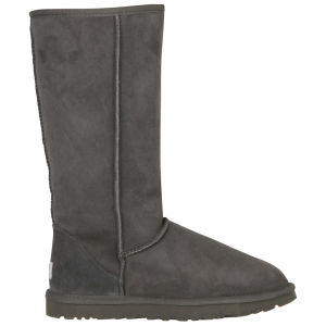UGG Australia Women's Classic Tall Sheepskin Boots - Grey