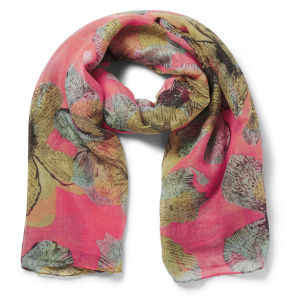Impulse Women's Neon Scarf - Multi