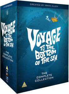 Voyage To The Bottom Of The Sea - Complete Serie