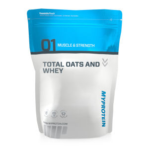 Total Oats and Whey