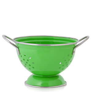 Cook In Colour Small Colander - Green