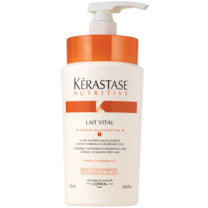 Kerastase Nutritive Lait Vital (1000ml) with Pump