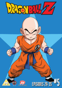 Dragon Ball Z - Season 1: Part 5 (Episodes 29-35)