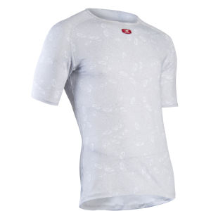 Sugoi Rs Short Sleeve Base Layer - White