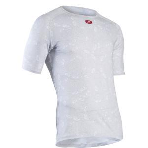 Sugoi Rs Short Sleeve Base Layer - White