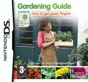 Gardening Guide (RHS Endorsed)