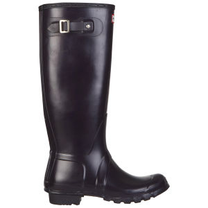 Hunter Unisex Original Tall Wellies - Aubergine