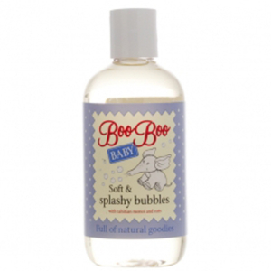 Boo Boo Soft & Splashy Bubbles (250ml)