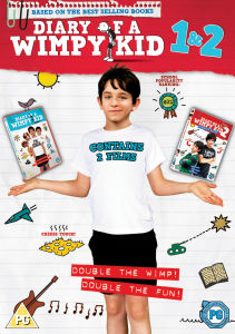 Diary of a Wimpy Kid: 1 and 2