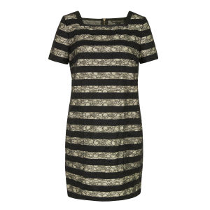 Marc by Marc Jacobs Women's 310 Lucienne Lace Dress - Black