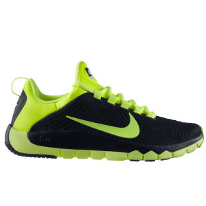 Nike Men's Free 5.0 Trainers - Black/Green