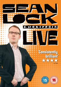 Sean Lock Lockipedia Live