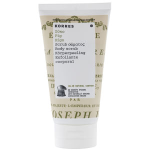 Korres - Fig Body Scrub (150ml)