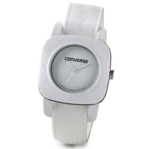 Converse Unisex Watch 1908 Collection – White (Regular Face)