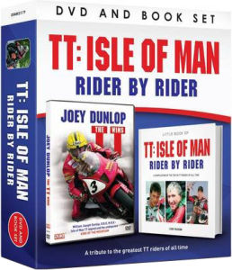 TT Rider by Rider (Includes book)