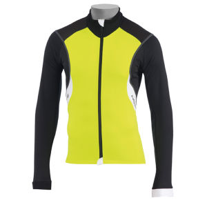 Northwave Fighter Jacket - Yellow/Black