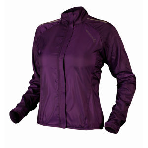 Endura Women's Pakajak Jacket - Purple