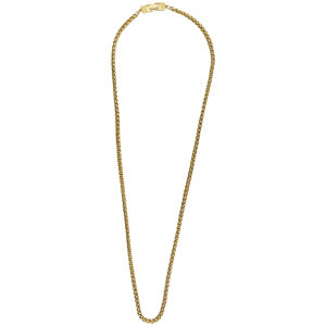 Susan Caplan Vintage Givenchy Matte Gold Plated Chain Bracelet