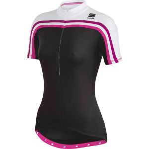 Sportful Allure Jersey - Black/White