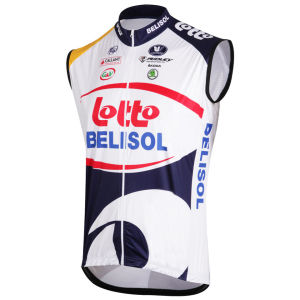 Lotto Belisol Team Gilet - 2013