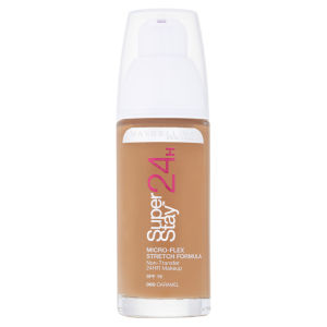 Maybelline New York Super Stay 24 Hour Foundation - Caramel 060