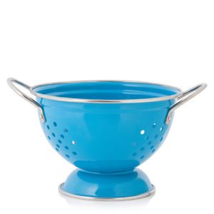 Cook In Colour Small Colander - Blue