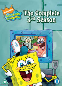 Spongebob Squarepants - Seizoen 3 - Compleet [Box Set]