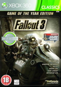 Fallout 3: Game Of The Year Edition (Classics)