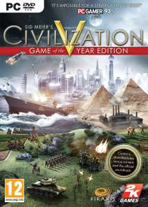 Civilisation V: Game Of The Year Edition