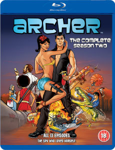 Archer - Seizoen 2